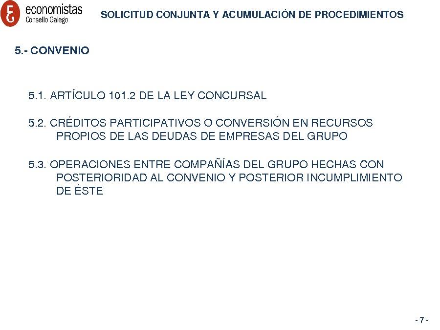 Presentación Julián Barrios Sánchez, Economista Membro do Consello Directivo do Rexistro de Economistas Forenses-Refor